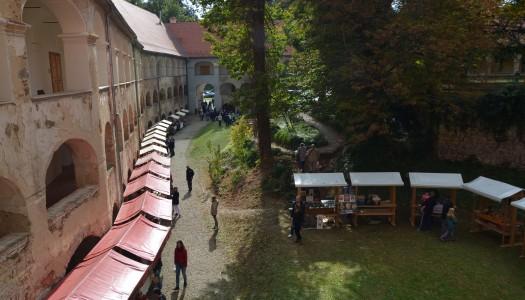Schlossmarkt, Schloss Grad / Grajski bazar, grad Grad