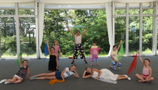 Kreativcamps für Kinder & Jugendliche – Tanz & Bühne