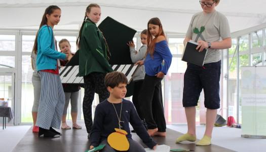 Kreativcamps für Kinder & Jugendliche – Schauspiel, Musik & Bühne