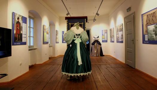 Historische Ausstellung auf Schloss Tabor