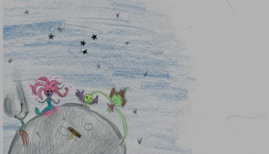 Kinderoper  Welt auf dem Mond