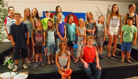 Kreativcamps fürs Kinder & Jugendliche 7. – 12. Juli ´18