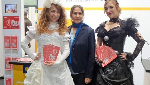 jOPERA auf der Ferienmesse Wien